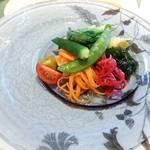 49020510 - 野菜のマリネ