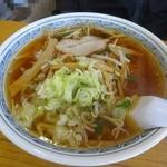 紀文食堂 - 料理写真:もやし中華550円