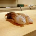 鮨 あらい - とり貝