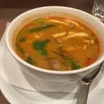 ANANDA - ★10 シーフードのトムヤムスープ