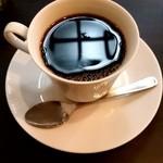 鷹匠茶屋 - ブレンドコーヒー550円