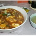 芳来軒 - 料理写真:大盛の麻婆丼 800円