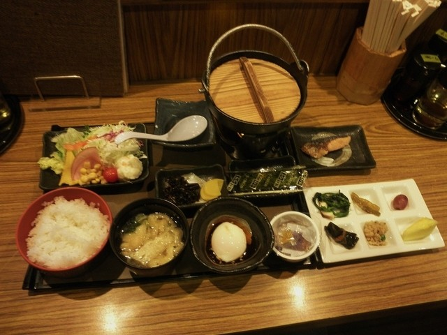 「アパホテル<金沢中央> 朝食」の画像検索結果