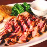 ビアオクロック - 赤身が美味しいいわて短角牛のグリル