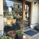 日本茶専門店 茶倉 - お店の外観