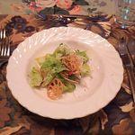 ペンションフォーシーズン - 料理写真:サラダ