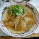 49029694 - チャーシュー麺