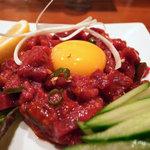 韓国家庭料理 ジャント - ユッケ