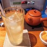道草屋 - アイス煎茶