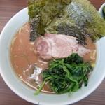 武蔵家 - らー麺