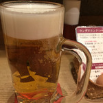 49033519 - ぼっちランチビール