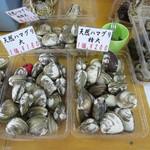 牡蠣小屋 住吉丸 - 天然ハマグリは食べておきたい!