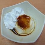 スシロー - パンナコッタ(100円+税)