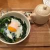 ベリーベリースープ - 料理写真:ホタテ貝柱スープがけガパオライス
