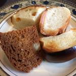 トリトン - ★★★☆ パンが美味しかったのでお代わり