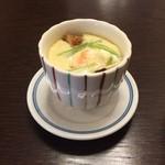 49037568 - 中丼セット(茶碗蒸し)