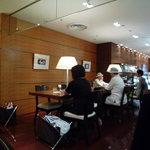 京橋千疋屋 フルーツパーラー - おひとりさまでも使いやすいお店です♪