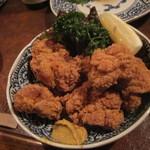 まんぎょく - 鶏から揚げ