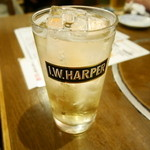 シチュー屋 - I.W.ハーパー〔シングル〕¥500