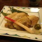 和楽庵 - 鴨の炙り焼き