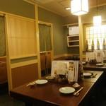 和楽庵 - 奥の客室、ゆったりできる