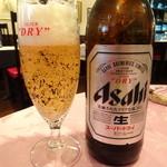 みやけ - 瓶ビール(756円)