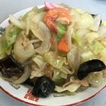 49045741 - 皿うどん 細麺(850円)