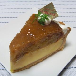 ル・グレ館 - 料理写真:タルトタタン