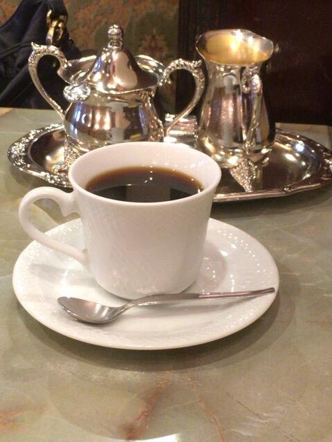 王城 - ホットコーヒー