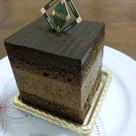 cafe N44 - ガトーショコラ380円