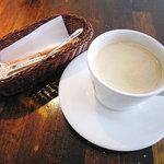 メッカ - 食後のコーヒー