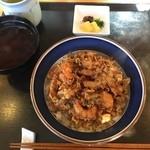 カブ - かき揚げ天丼 1,000円