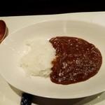 日本料理 いいじま - すっぽんカレー