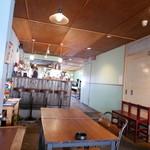 THAI CAFE KATI - 店内