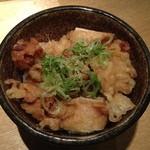 49053628 - セット丼(鶏天丼)①