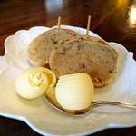 ル・ゴーシュ・セキ - リエット付きのパン