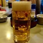 鳥松 - [2016/03]ビール(470円)