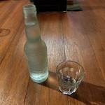 蒲田蔵の珈琲 - 水のおかわり~(ボトルででてきましたよ)