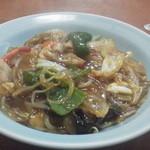 49055445 - 「チャ―麺」(あんかけ焼きそば)
