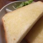 蒲田蔵の珈琲 - バタートースト