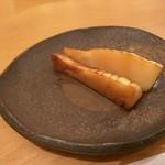49056374 - 竹の子醤油焼き