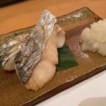 49056378 - 太刀魚塩焼き