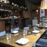 レストラン インディゴ -