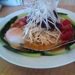 喜多の味らーめん - 冷やし坦々麺