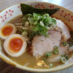 麺や輝の穴 - 料理写真: