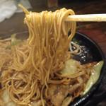 Kenzokafe - 焼きらーめん(麺)