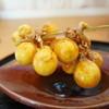 いな穂 - 料理写真:ちょうちん串・・レアで焼いてもらいました。