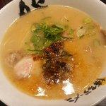 膳 - 高菜ラーメン:380円