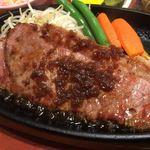 和膳 花あかり - (15.11)ステーキ