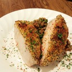 49062477 - 豚ロース肉のオーブン焼き マスタード風味